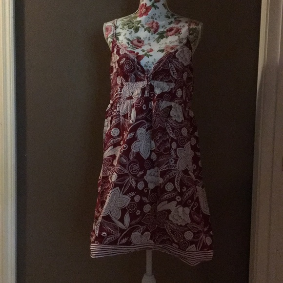 Aeropostale Dresses & Skirts - Aeropostale | XL | Red Floral Dress